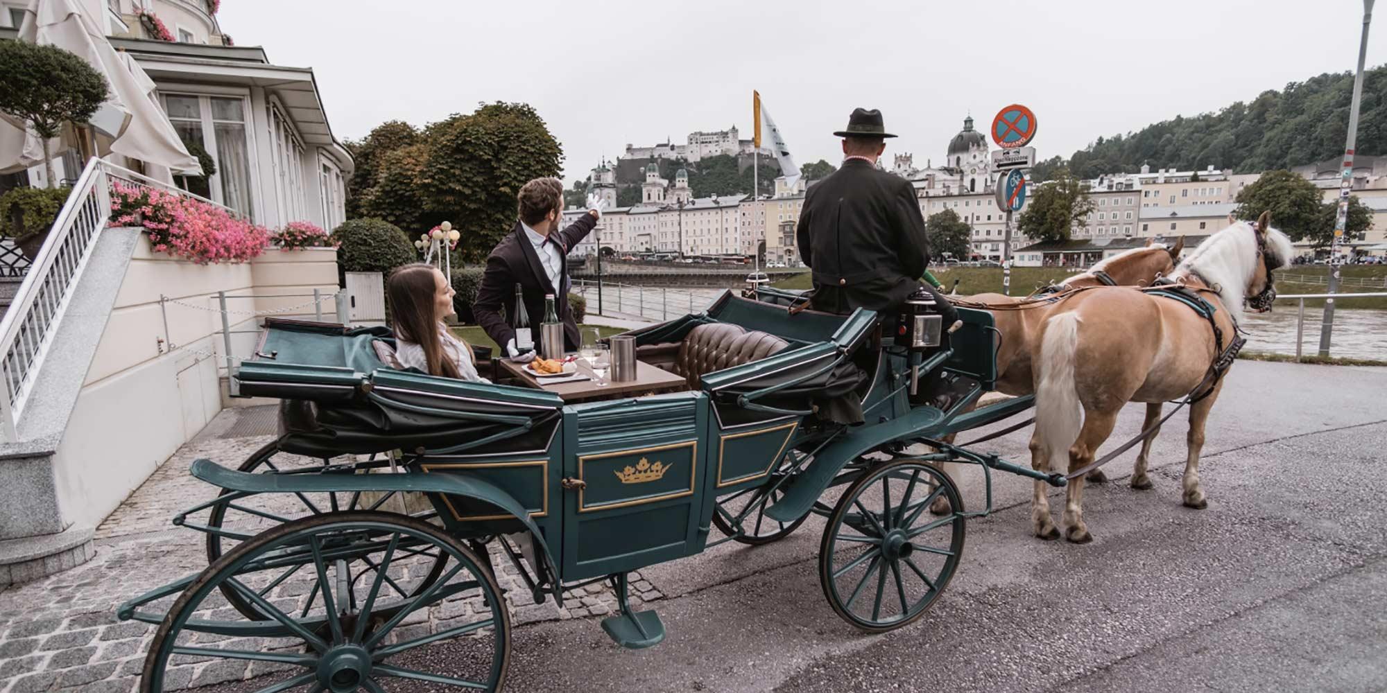 Fiaker Salzburg - Riding Dinner