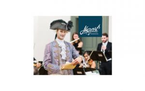 Fiaker Winter Mozart in Residenz